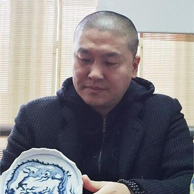姜凤利-瓷器类